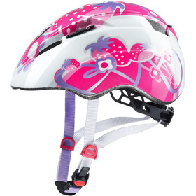 UVEX Kid 2 Helmet pink strawberry